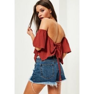 [missguided] crop top